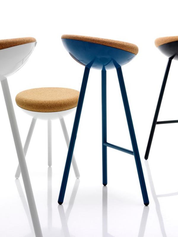Avian Inspired Seating | Yanko Design
