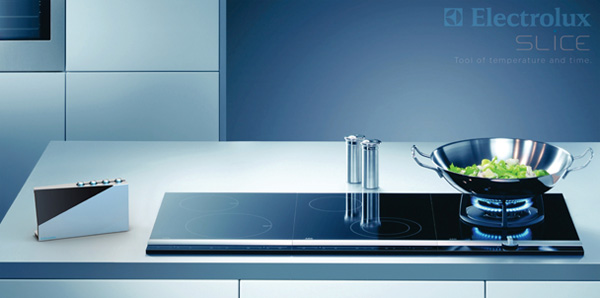 Electrolux Slice Concept – Timer and Temperature Indicator by Kyle Hay