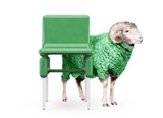 Baaaaaa-eutiful Seating