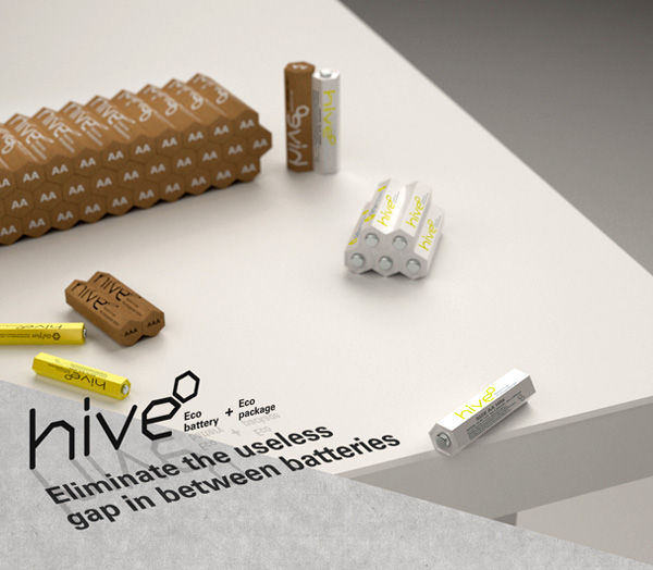Hive – Battery Design by Jin-young Yoon & Seong-hoon Jeong