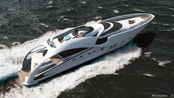 Audax 130 - Sports Yacht by Schopfer Yachts