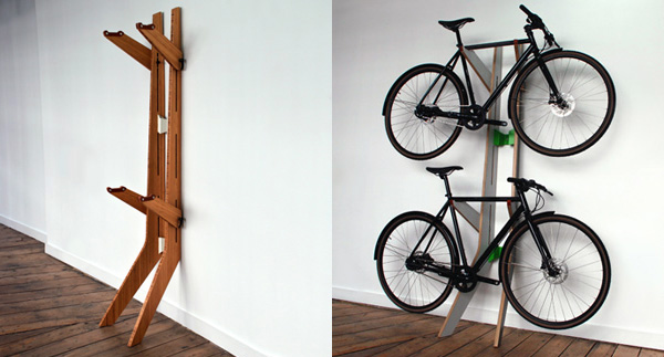 Furniture for Bikes by Quarterre
