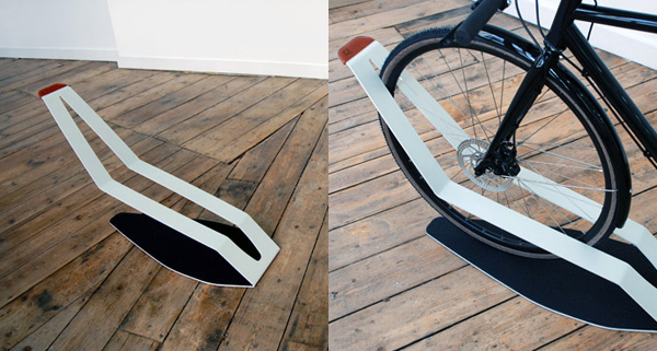 Sculptural Bike Racks Rock - image furniture_for_bikes_03 on http://bestdesignews.com