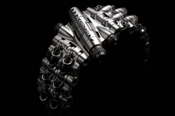 Armadillo: 161 Bracelet by Rogue DZN