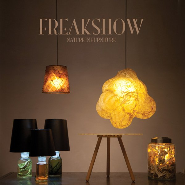 Freakshow - Furniture / Lighting Collection by Kobo Sin