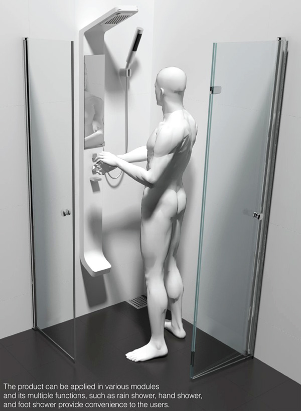 This Is The Way We Shower! - image bathroom_concept4 on http://bestdesignews.com