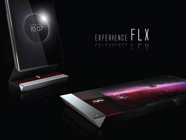 Flx Mobile Phone Concept by Chu Wenhing & Michael Toh