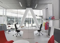 Adidas' New Sporty Office