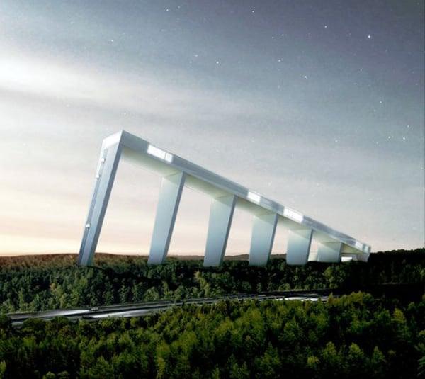 Skipark 360 by Berg Arkitektkontor