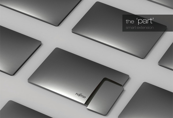 The Part – Tablet and Smartphone Concept by Eunha Seo, Junse Kim & Yonggu Do