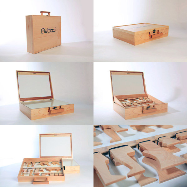 Baboo - Kids' Play Clips by Shahaf  Ben Abu