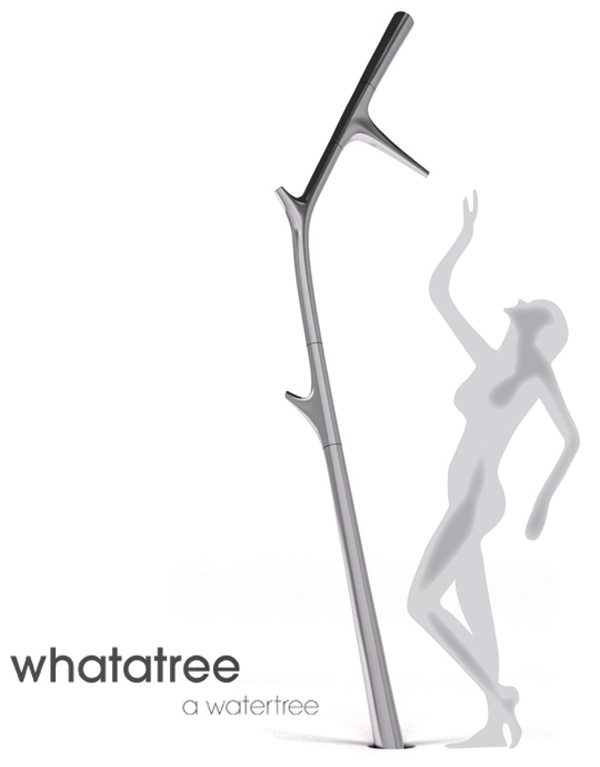 Whatatree - Shower by Hansel Schloupt