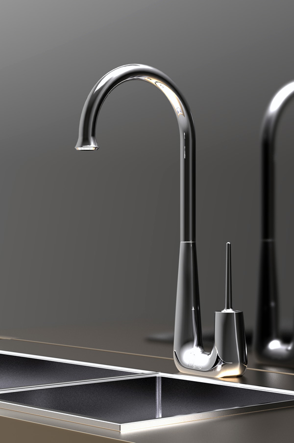 Swan - Faucet by ISMA Creative Faucets