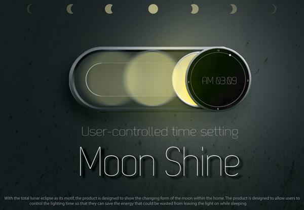 Lunar Influence on time - image  on http://bestdesignews.com
