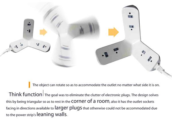 Corner Plug
