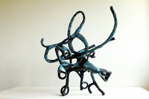 Beautiful Mess - Chair by Alejandro Cerón