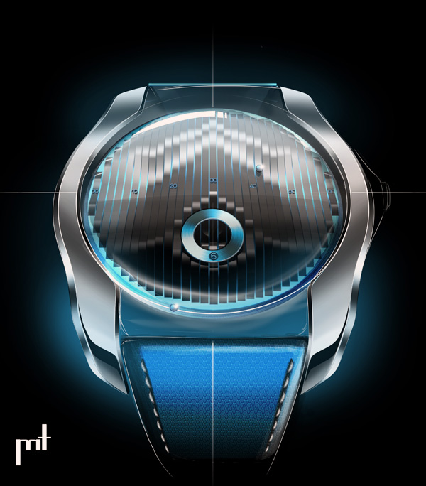 Ringen - Watch by Marc Tran