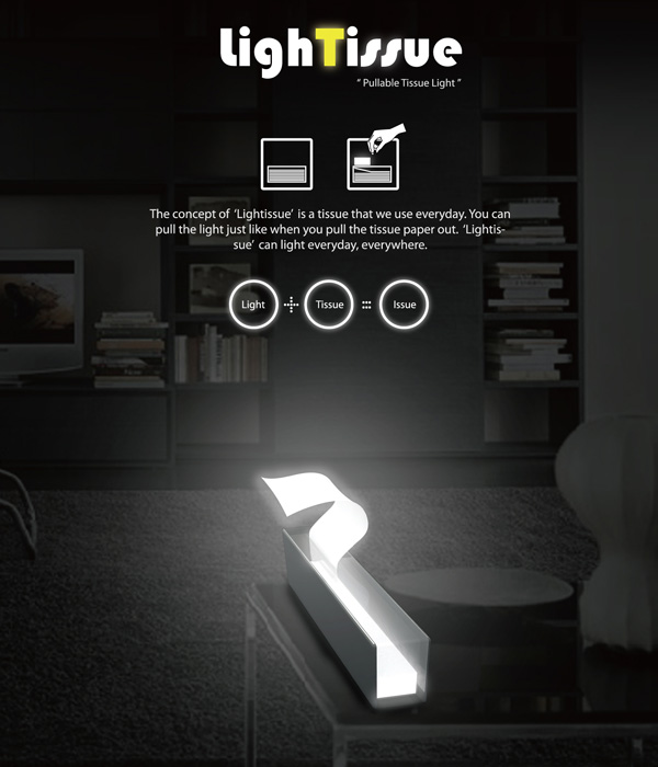 Light Tissue by Yoo Ji-eun