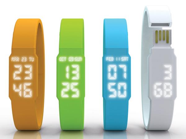 USB Watch by Yoon-jin Gon, Yoon-tae Myoung & Kim Sung Hun