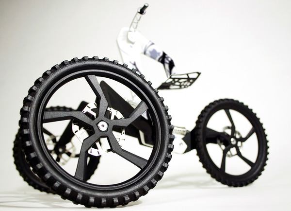 El Tucura - Downhill Bike by Versus Design