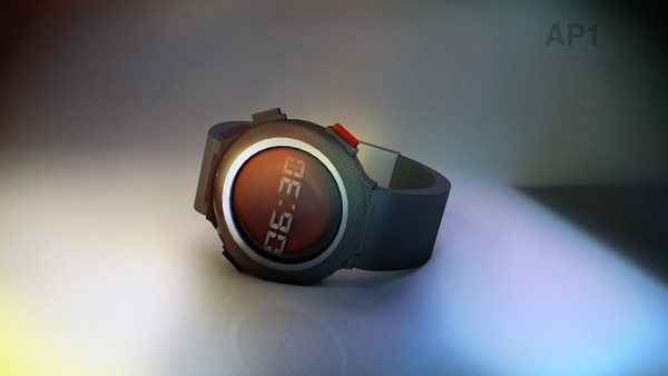 AP1 Watch by Aaron Seltzer
