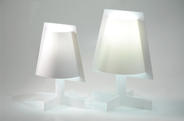 Minimo - Lamp by Arborem Design