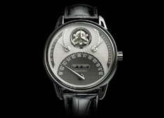 Gentlemanly Benz Watch