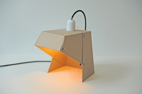 My Lamp by Terkel Skou Steffensen