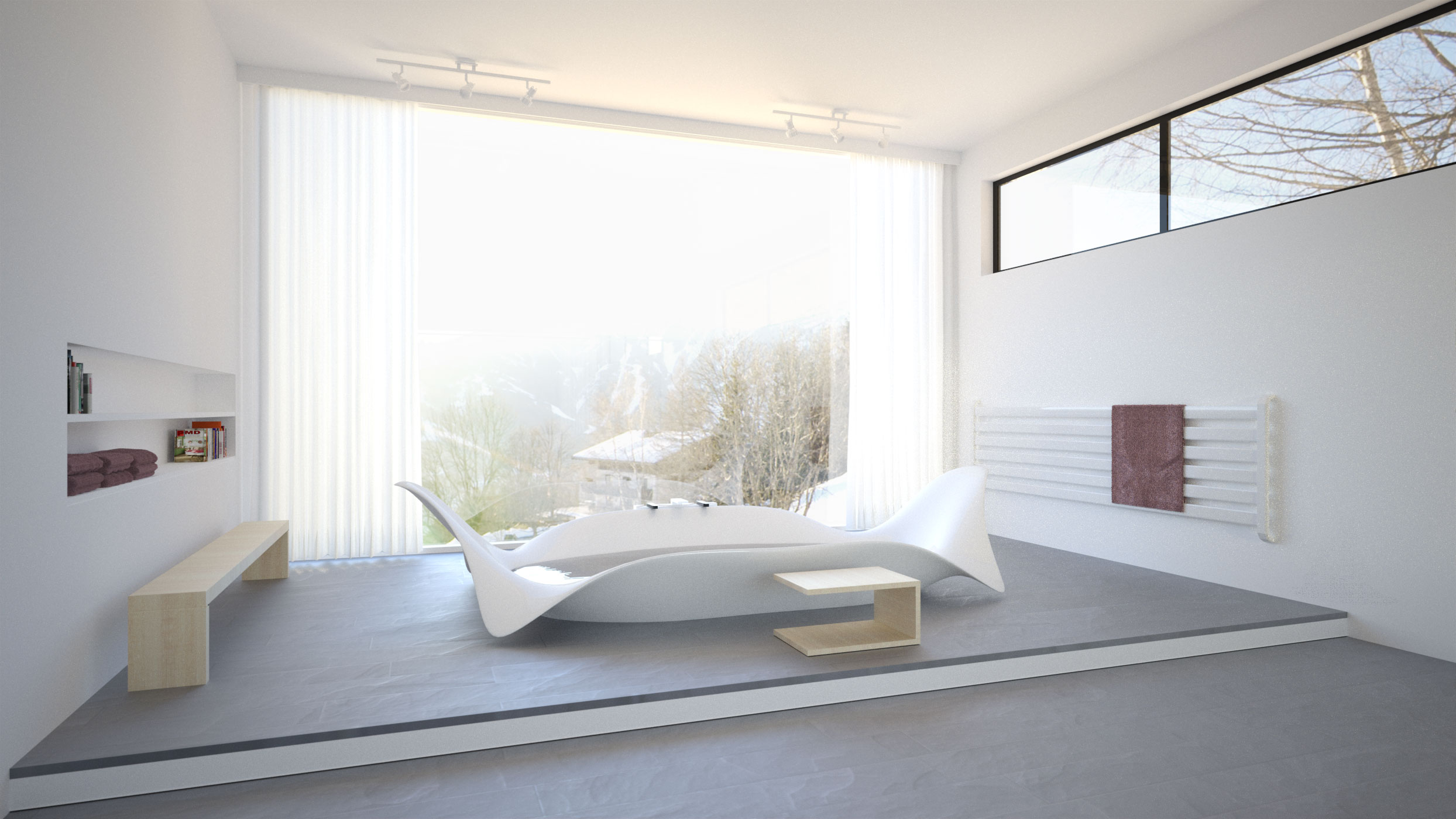 unique bathtubs. . image size. view in gallery bachelor pad