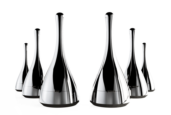 Bell & Bell - Salt and Pepper Shakers by Minwoo Lee