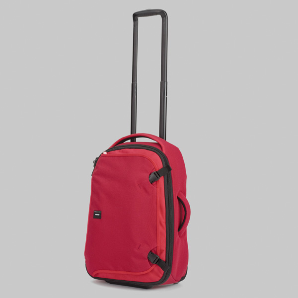 Friday Giveaway: Crumpler Dry Red #3 Travel Bag | Yanko Design