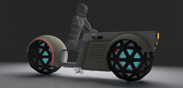 Electromagnetic Propulsion Bikes Yanko Design