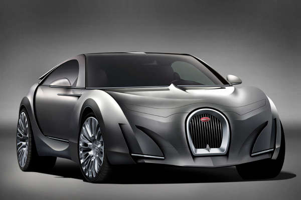 Bugatti Super Sedan by Dejan Hristov
