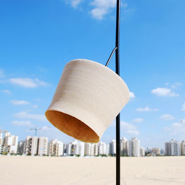 Desert Storm - Lamp by Nir Meiri