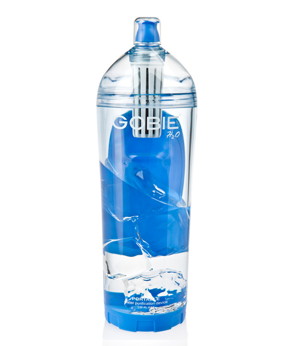 Gobie H20 Water Bottle by Rusty Allen
