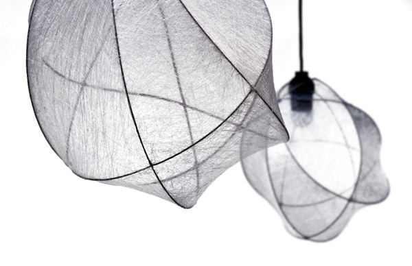 Webster - Pendant Lamp by Jerry Mejia