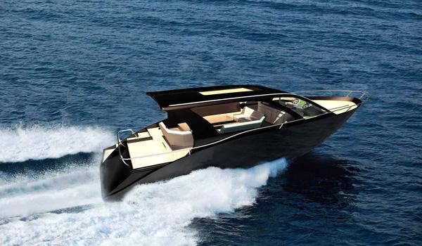 Concept Yacht by Nantes Atlantiques