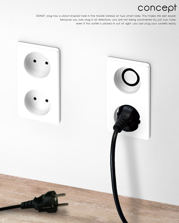 The Any Way Socket Yanko Design