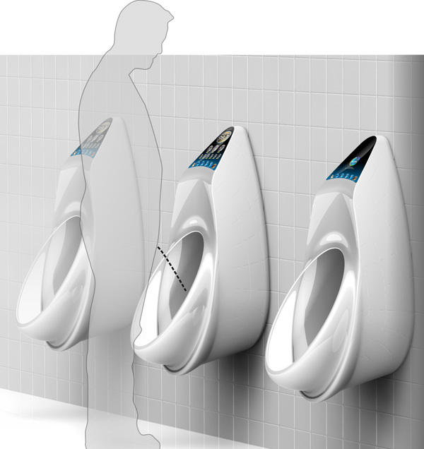 What S Your Pee Telling You Yanko Design