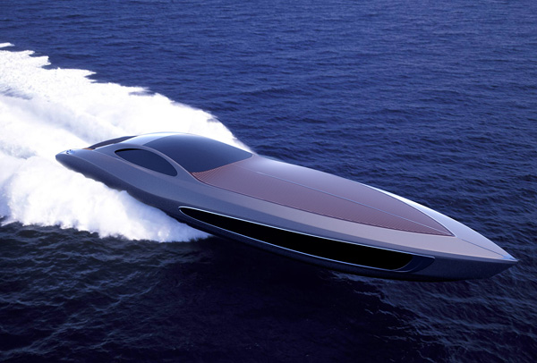 Supercar & Superyacht for Strand Craft by Eduard Gray