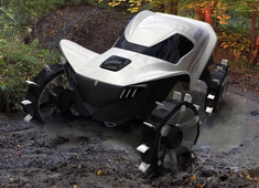 All-Terrain Electric Beast