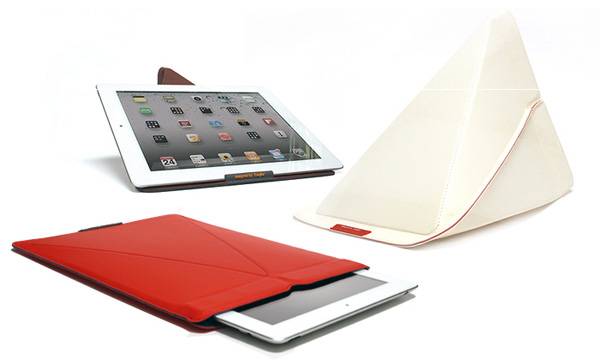 Smart Stand Sleeve - iPad Cover by Kim Jung-Sik, Cho Jae-Hong, Lim Sung-Won, Koo Bon-Young, Lee Bum-Joon, Shin Jung-Won