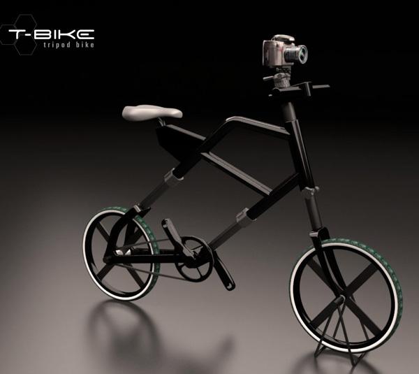 T-Bike - Tripod Bike by Reza Rachmat Sumirat