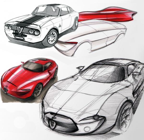 Where Art Thou Alfa Romeo?