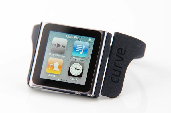NANOLET - iPod Nano Wristband by Curve Creative