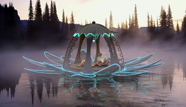 Fiorella - Yacht Concept by Hyun-Seok Kim