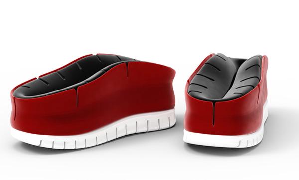 Topless Shoes by Zhao Xiaoliang, Han Like, Liu Peng, Meng Qingbao, Ren Mingjun, Yang Xiao, Chen Xuan & Lin Lin