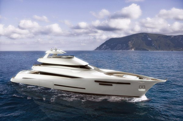 GRAN MARLIN 46' - Yacht by KEYFRAMEstudio