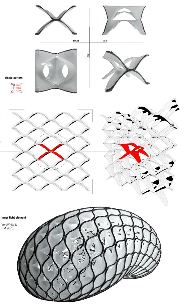 light metamorphosis yanko design. Black Bedroom Furniture Sets. Home Design Ideas
