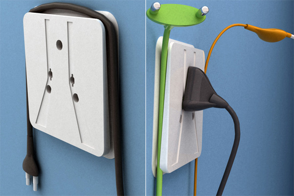 LOL - Guided Electrical Socket by Devraj Bhadra